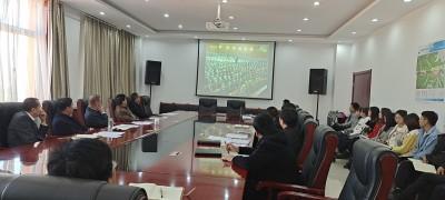甘肃临夏经济开发区管委会组织全体干部职工收看纪念中国人民志愿军抗美援朝出国作战70周年大会直播