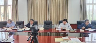 甘肃临夏经济开发区举办党史学习教育第十一期读书班