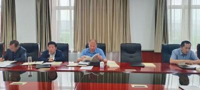 甘肃临夏经济开发区举办党史学习教育第十二期读书班