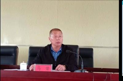 甘肃临夏经济开发区召开安全生产工作安排会