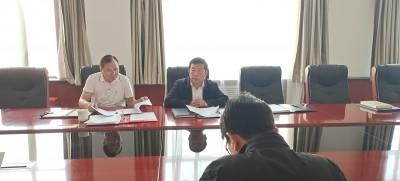 甘肃临夏经济开发区管委会举办党史学习教育第十七期读书班
