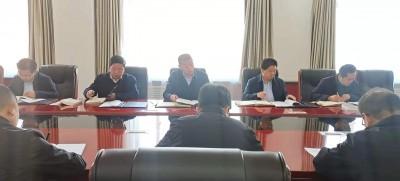 甘肃临夏经济开发区党工委举办党史学习教育第十九期读书班
